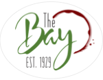 The Bay Sports Bar Sticky Logo